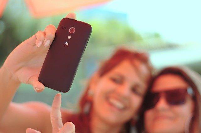 """Selfie"", la moda del momento"