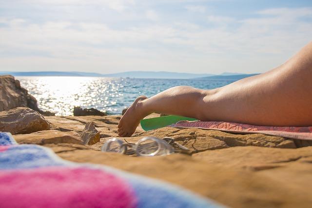 Abbronzatura: come preparare la pelle in anticipo