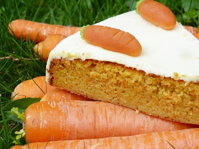 Torta alle carote