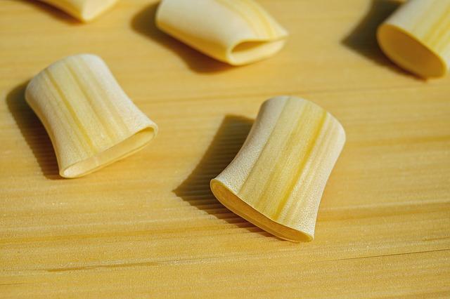 La pasta di Gragnano