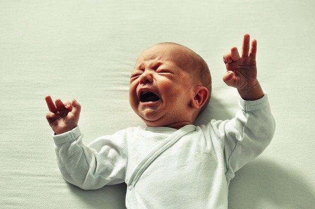 Coliche nel neonato