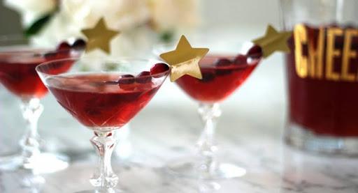 I cocktail per le feste di Natale