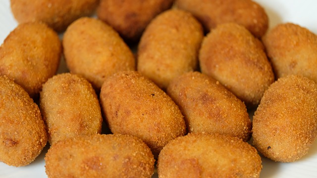 Crocchè di patate al forno