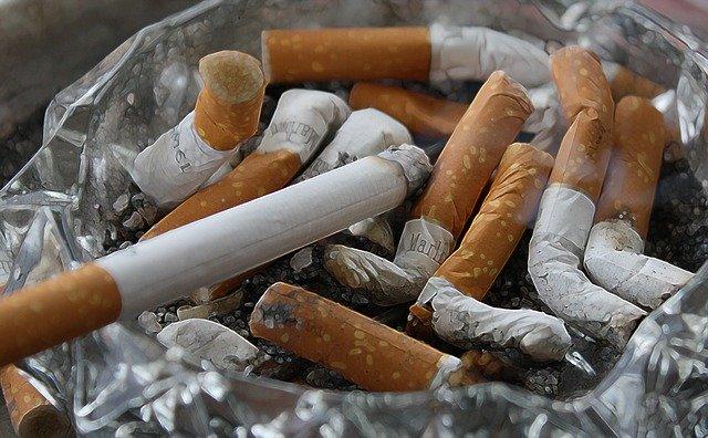 puzza di fumo