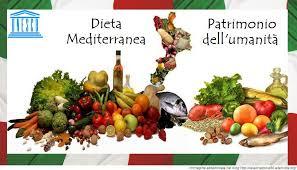 La dieta mediterranea: patrimonio culturale dell'umanità