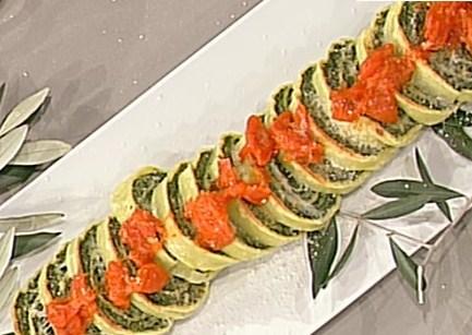 Rotolo di ricotta e spinaci. La prova del cuoco